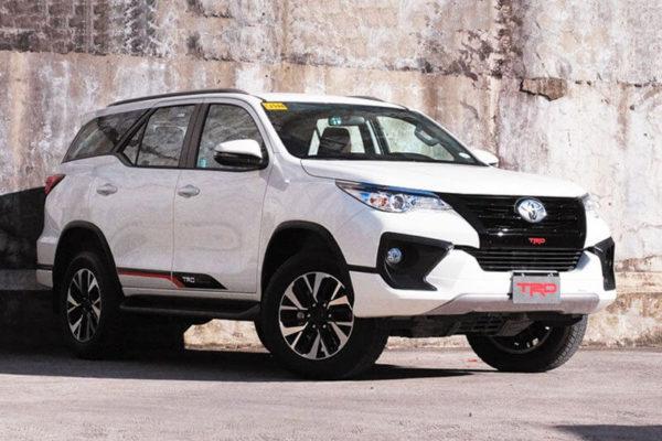Toyota Fortuner 2020 TRD