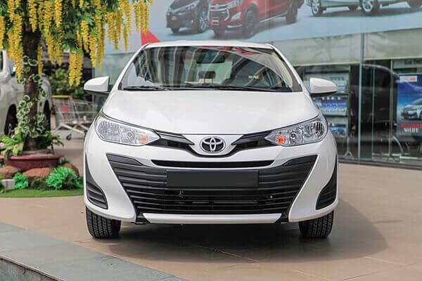 Toyota Vios 1.5E MT 2020