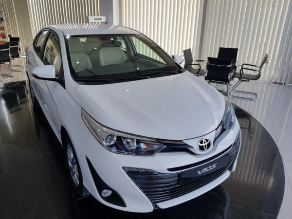 Toyota Vios 2020 bản 1.5G