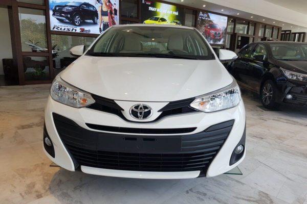 Toyota Vios E CVT 2020