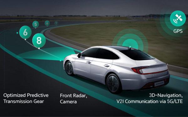 Hyundai ra mắt Hộp số tự động thông minh mới ICT
