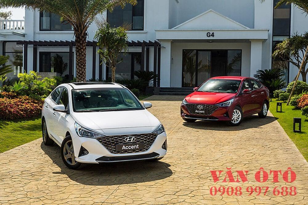 Hyundai ra mắt Accent 2021